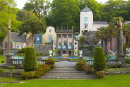 Portmeirion - The Piazza