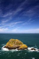 Garland Stone off Skomer Island