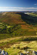 Mynydd llangorse from Mynydd Troed