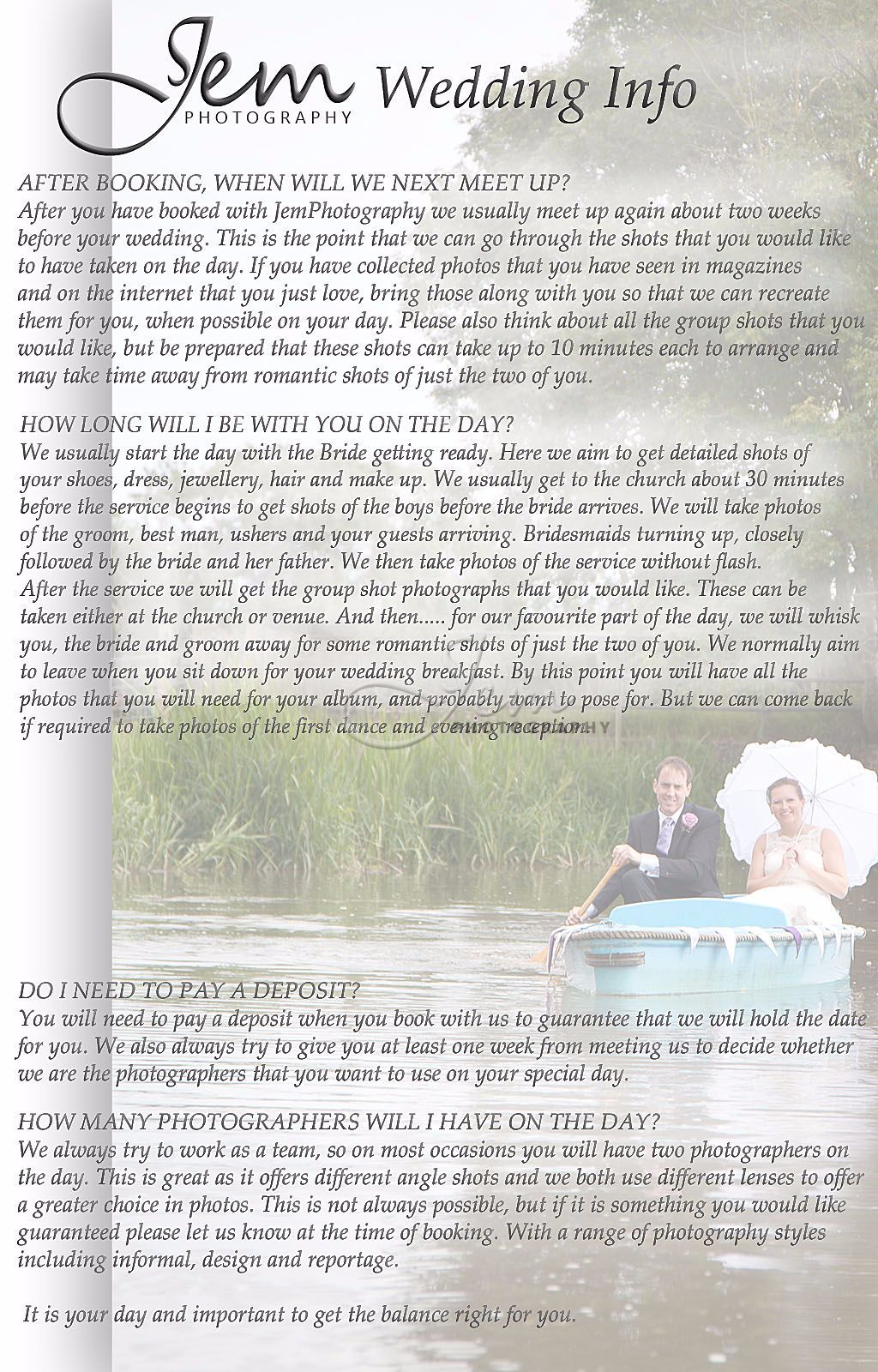 Page 3, Uckfield Wedding Portrait Property Photography East Sussex Design