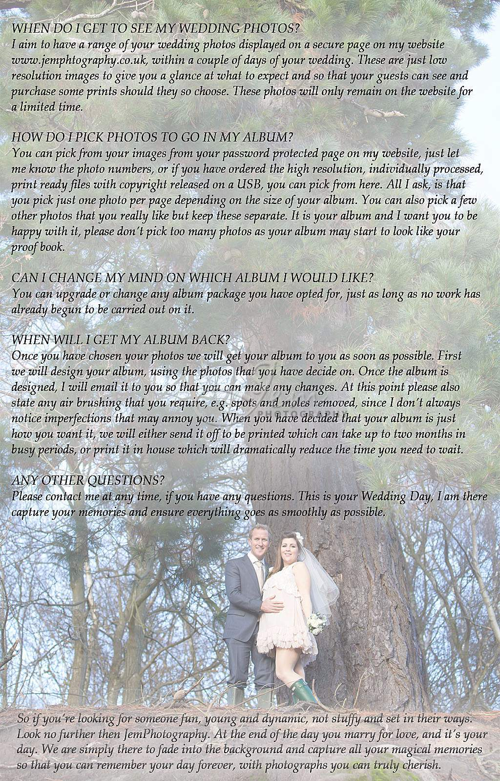 Page 4, Uckfield Wedding Portrait Property Photography East Sussex Design