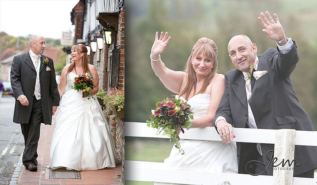 Alfriston Wedding Photographer