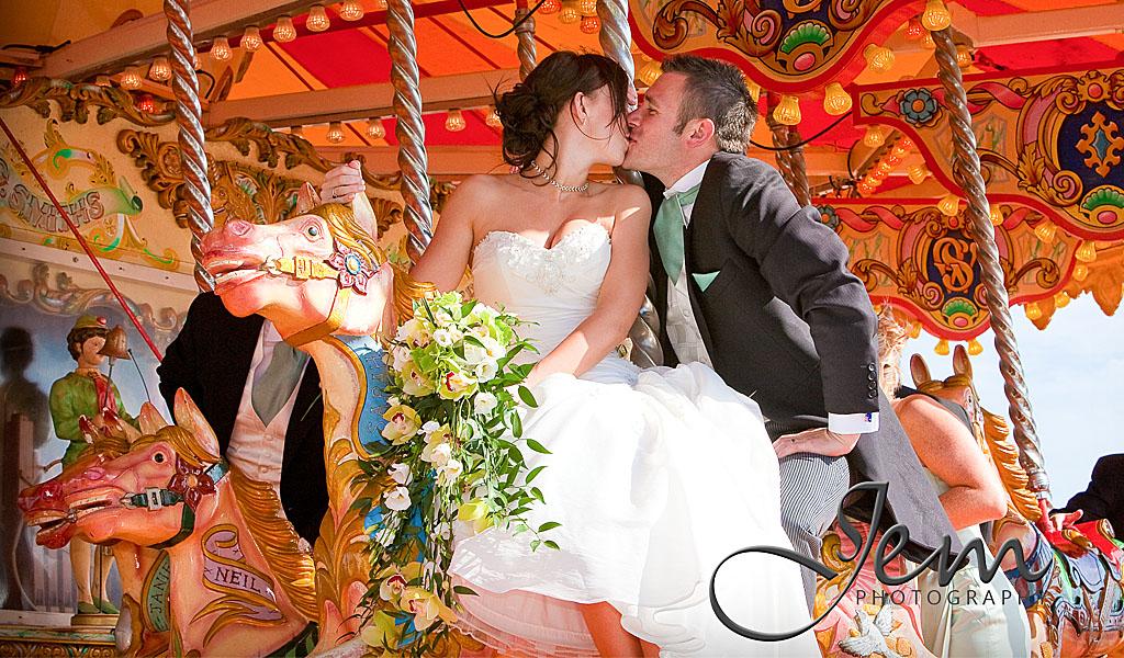 Brighton Seafront Wedding Photography
