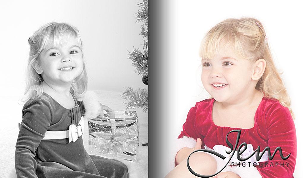 Christmas comes to Jem Photography