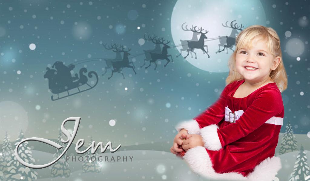 Christmas for Children Photo Shoot