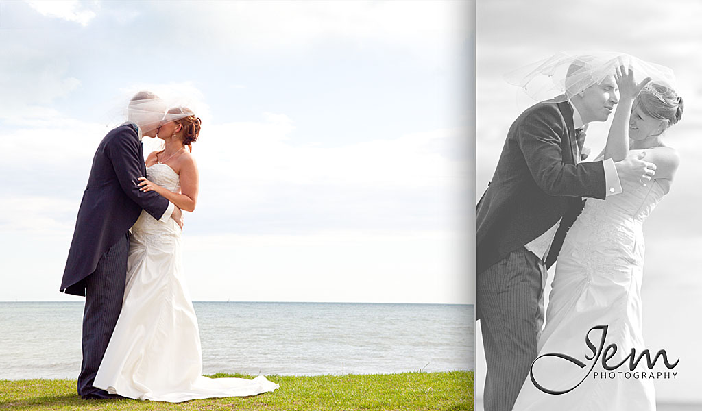 Cooden Beach Hotel Wedding
