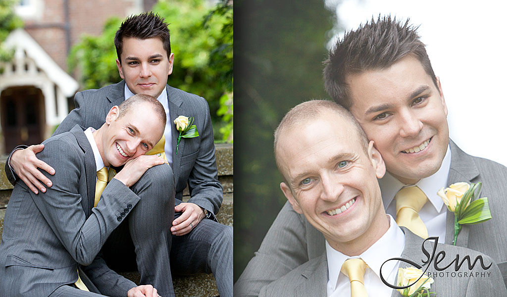 Same sex wedding photographer in sussex