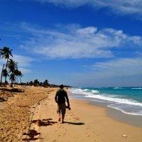 Exploring Playa Santa Maria, Cuba