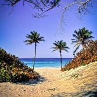 Secret Beach, Cuba