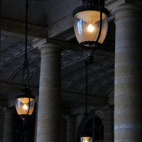 Hanging Lamps - Paris, France
