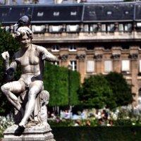 Parisian Garden - Paris, France