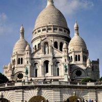 Sacre Coeur - Monmatre, Paris