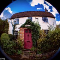 Fisheye House, Carisbrooke