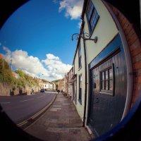 Fisheye Houses, Carisbrooke