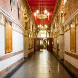 The Guildhall, ground floor corridor