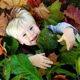 Abington Park autumn mini portrait session