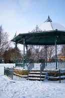 The Bandstand, Abington Park