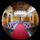 Northampton Guildhall - The Old Courtroom