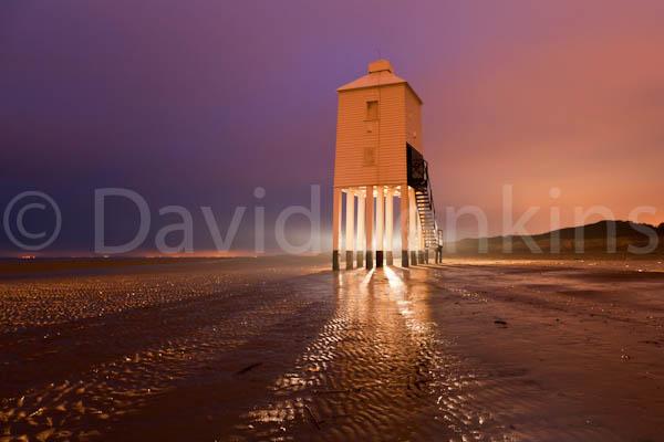 Lighthouse, Burnham-on-sea