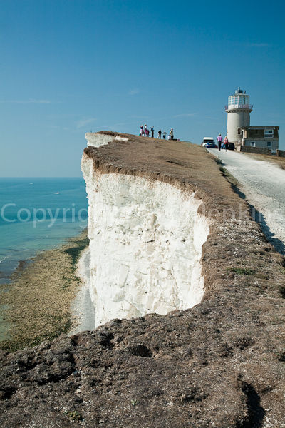 Belle Tout Lighthouse.  Beachy Head, East Sussex