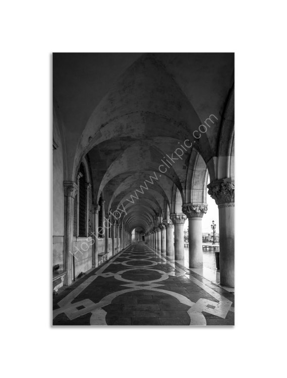 Doges Palace Walkway