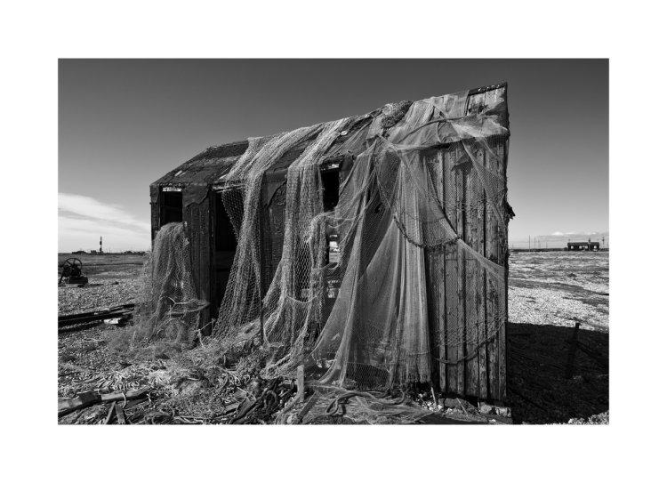 Dungeness Fishermans Hut