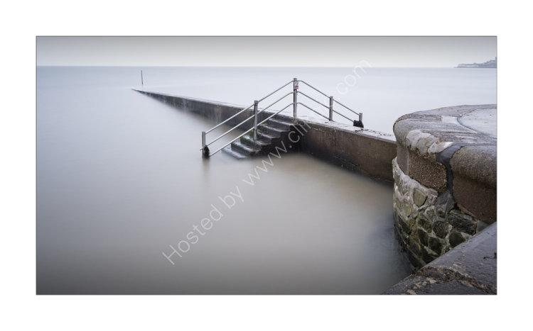 Bridge over the Groyne colour