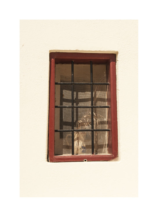 Santorini window 1