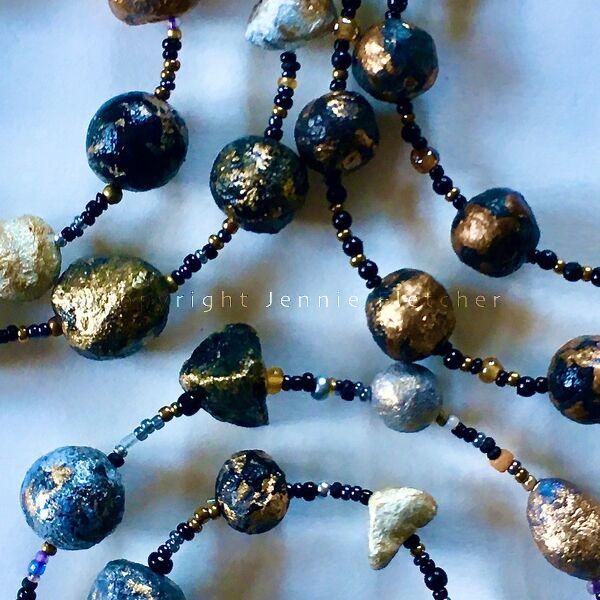 necklaces (detail)