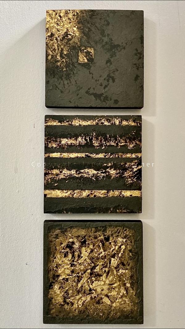 HORDLOCA triptych