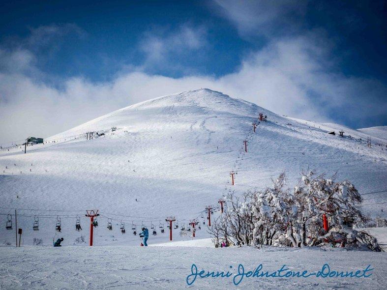 Mt. Niseko Annapuri