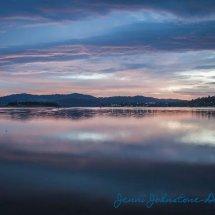 Lake Jindabyne Sunset 1