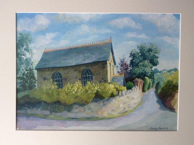 Netherhay Chapel