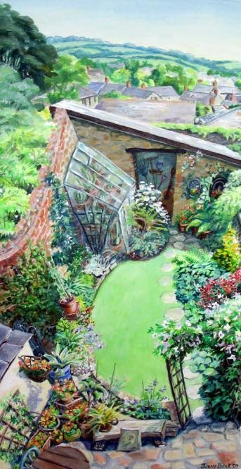 Beaminster Garden