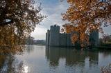 Bodium Castle Autumn
