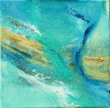 Coast III  - oil on canvas