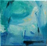 Coast II - oil on canvas