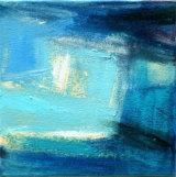 Coast IV  - oil on canvas