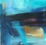 Coast I  - oil on canvas