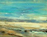 Gulls Rising - oil on canvas