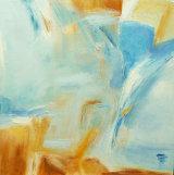 Quiet Estuary  - oil on canvas