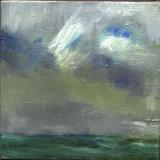 Rainclouds - St Ives Bay