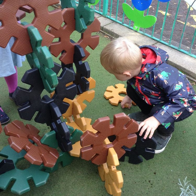 Playgroup Construction