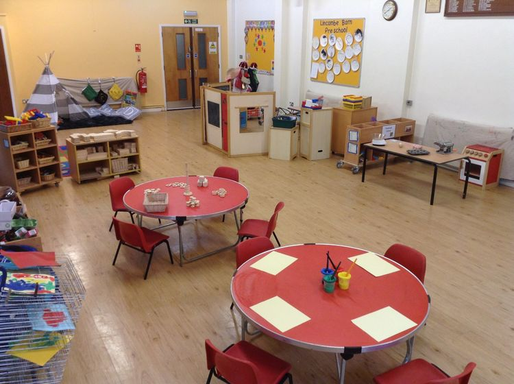 Playgroup, Inside Activities