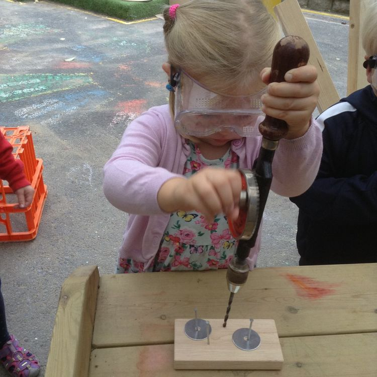 Playgroup Woodwork