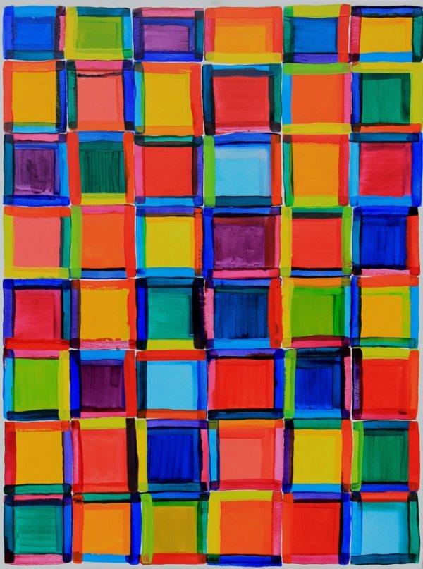 Framed Light 7 Squared Up