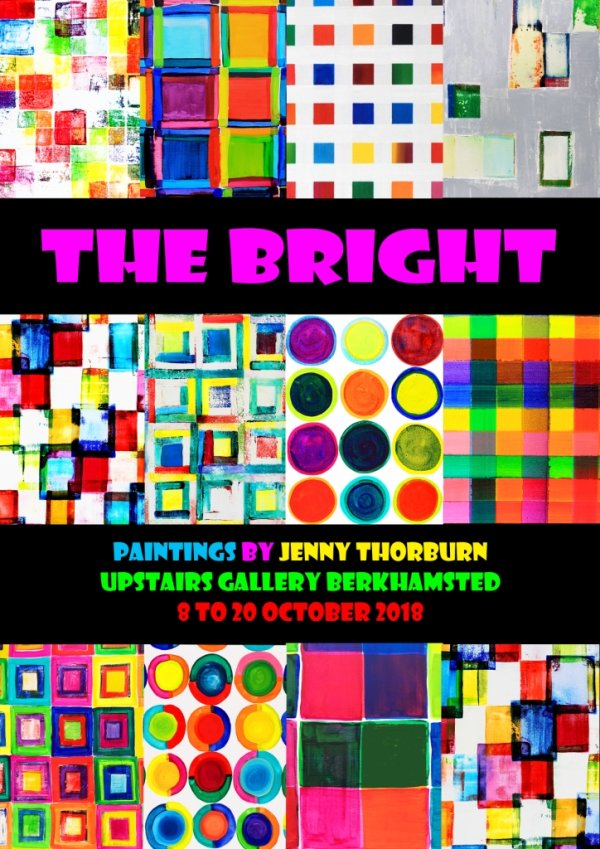 The Bright Exhibition Flyer side 1