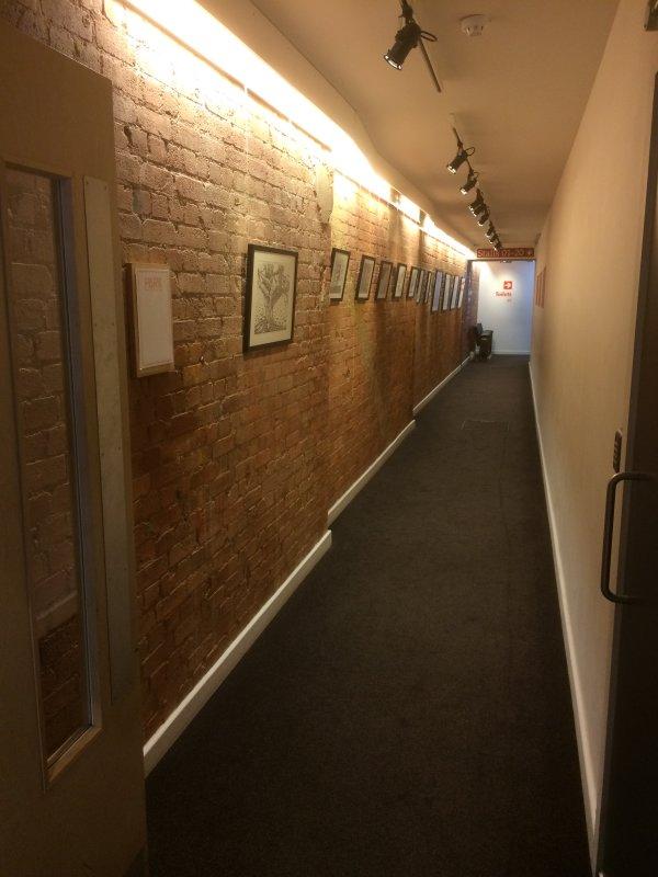 Corridor at Park Theatre