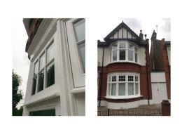 Exterior of house E12