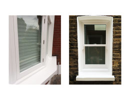 Exterior windows E12